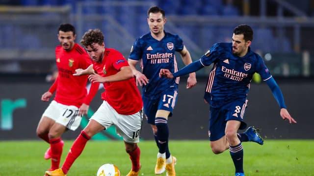 Benfica-Arsenal, le 18 février 2021