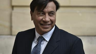 Lakshmi Mittal, PDG d'ArcellorMittal