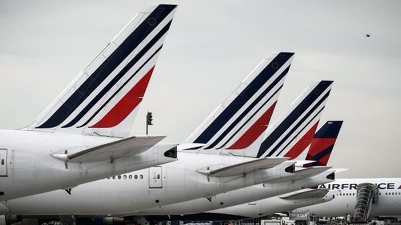 Lourde perte de 1,5 milliard d'euros pour Air France-KLM au 1er trimestre
