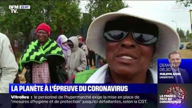 Le monde face à la pandémie de coronavirus
