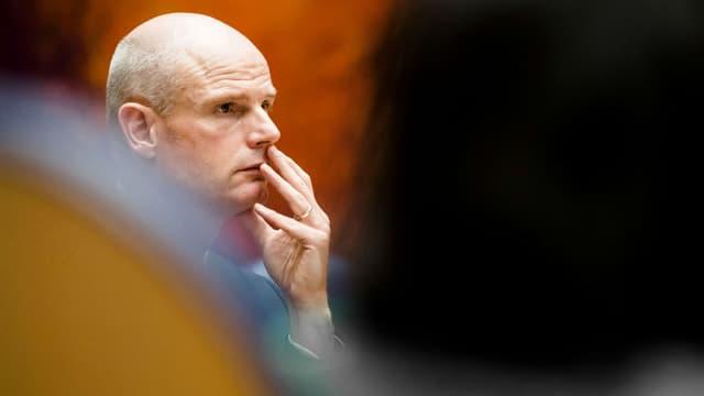 Le ministre des Affaires étrangères néerlandais, Stef Blok