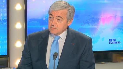 """Pierre Mongin a également évoqué son """"désir"""" de rester à la tête du groupe."""