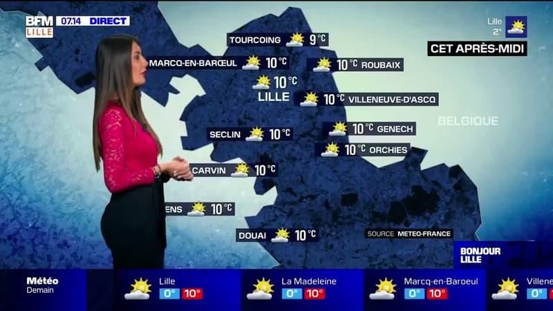 Météo Nord-Pas-de-Calais: du soleil à prévoir ce mardi malgré des températures fraîches