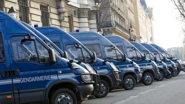 Une manifestation hostile aux migrants a dégénéré ce lundi soir, dans le Morbihan. (Photo d'illustration)