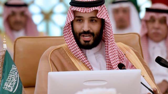 Mohammed ben Salmane, le fils du roi d'Arabie saoudite, est en charge du plan de diversification de l'économie.