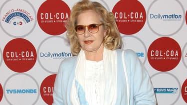 Sylvie Vartan a Los Angeles en 2012