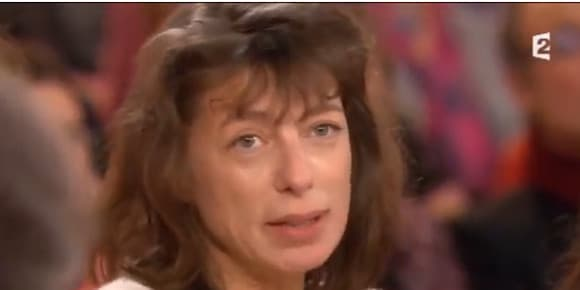 Kate Barry, sur France 2.