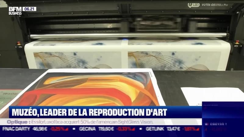 La France qui résiste : Muzéo, leader de la reproduction d'art par Justine Vassogne - 04/02
