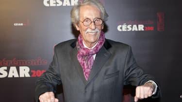 Jean Rochefort en février 2011