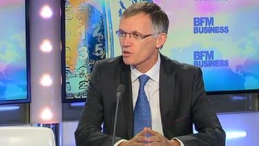 Le président du directoire de PSA Peugeot Citroën était l'invité de Stéphane Soumier dans Good Morning Business ce 1er octobre.