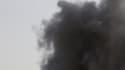 Une frappe aérienne près de Damas, en Syrie, en septembre 2016. (photo d'illustration)
