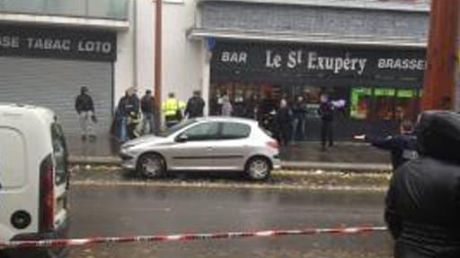 23 novembre 2012 : Photo du bar Saint-Exupéry. Photo prise par un témoin.