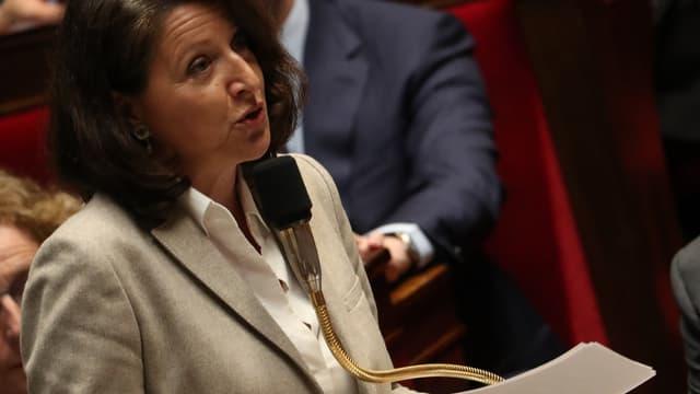 """Agnès Buzyn, ministre de la Santé, veut """"inciter les publics concernés à se renseigner, en particulier les personnes qui renoncent aujourd'hui aux aides parce qu'elles ignorent qu'elles y ont droit"""""""