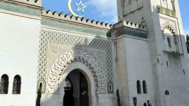 La Grande mosquée de Paris. - AFP