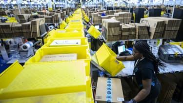 """Amazon a réalisé des ventes records pour son """"Prime Day"""""""