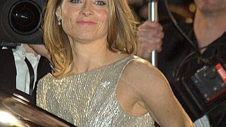 Jodie Foster au festival de Cannes, en 2011