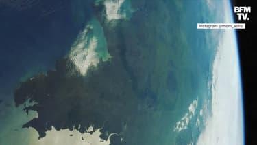 Les plus beaux clichés de Thomas Pesquet depuis son retour dans l'ISS