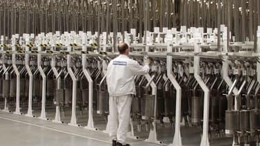L'équipementier automobile va supprimer 128 postes dans son usine des Vosges.