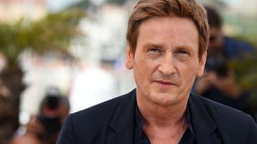 Benoît Magimel à Cannes en mai 2015.