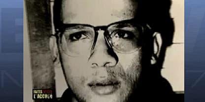 Abdelhakim Dekhar dans les années 1990.