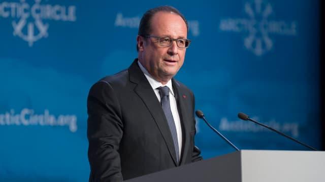 François Hollande a appelé Air France au dialogue social