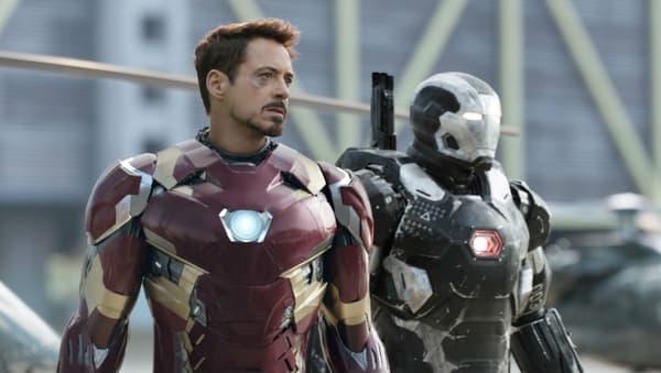 "Iron Man s'invite dans ""Captain America: Civil War"""