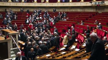 """Les députés de droite quittent mardi l'Assemblée nationale à la suite des propos du socialiste Serge Letchimy sur le nazisme. Le président de l'Assemblée, Bernard Accoyer, a estimé mercredi que cet incident était d'une """"exceptionnelle gravité"""" et indiqué"""