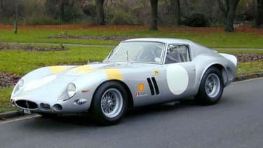 Cette Ferrari 250 GTO de 1963 est la voiture la plus chère au monde.