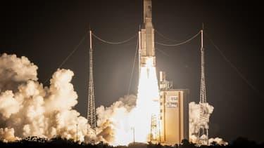 Au premier jour du Salon international de l'aéronautique et de l'espace au Bourget, l'ESA a signé un contrat chargeant la société Arianespace de lancer cette ambitieuse mission d'exploration.