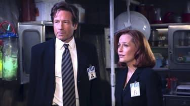 X-Files parodié dans l'émission Jimmy Kimmel Live