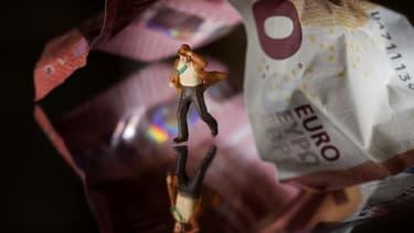 Seuls 13% des Français pensent que la conjoncture économique est un atout pour entreprendre.