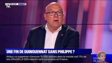 """Bruno Bonnell (LaREM): """"On doit retrouver l'élan d'En Marche, le Premier ministre n'a jamais adhéré à En Marche"""""""