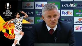 """Man United : """"Tout le monde a à apprendre de Cavani"""" félicite Solskjaer"""