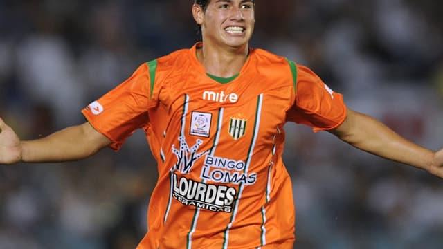 James en 2010