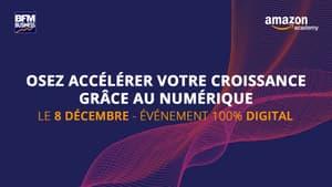 Amazon Academy, un évènement 100% digital le 8 décembre, inscrivez-vous