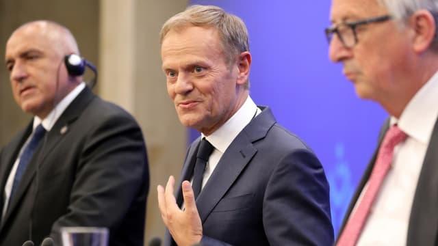L'UE a annoncé une riposte face aux sanctions américaines touchant l'Iran.