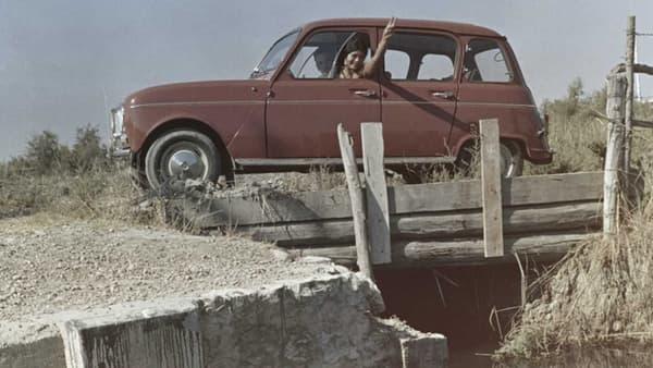 La 4L est lancée en 1961.
