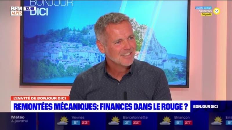 """Pass sanitaire dans les stations de ski: Florent Basso, maire d'Ancelle, """"espère que le contrôle"""" sera """"aléatoire"""""""