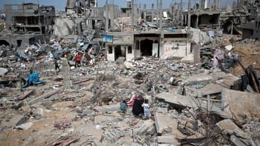 La guerre des 50 jours avec Israël a fait des dégâts considérables à Gaza.