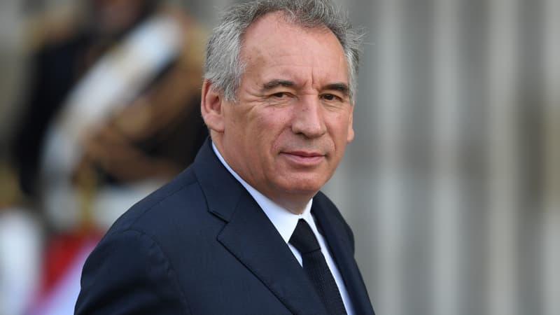 François Bayrou largement réélu à la tête du MoDem