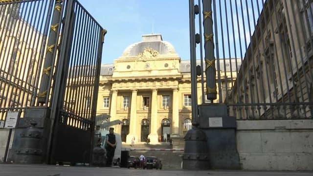 Le Tribunal de Grande Instance de Paris. (Photo d'illustration)