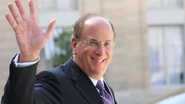 Larry Fink, le patron de Blackrock