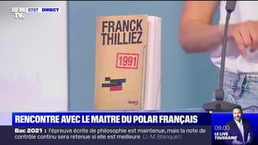 """Franck Thilliez nous renvoie dans les années 90 avec son nouveau polar """"1991"""""""