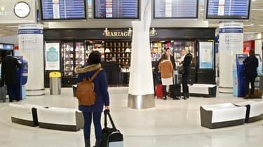Air France va supprimer des postes à Orly.