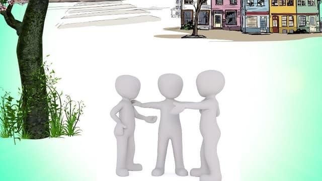 La commission aide à régler les litiges entre locataires et propriétaires.