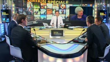 Les experts d'Intégrale Bourse ont décrypté au cours d'une édition spéciale les annonces de la présidente de la Fed, Janet Yellen.