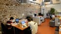 Le réseau de Neo-Nomade compte une centaine d'espace de coworking en Ile-de-France (image d'illustration)