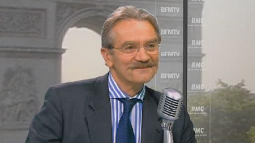 Pour Frédéric Thiriez, le président de la LFP, la situation des clubs français est très contrastée