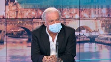Jean-François Delfraissy le 24 janvier 2021