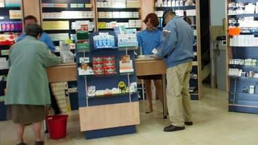 Les pharmacies ont vu arriver un afflux de patients venus chercher le vaccin contre la grippe depuis le 13 octobre, date lancement de la campagne de vaccination,